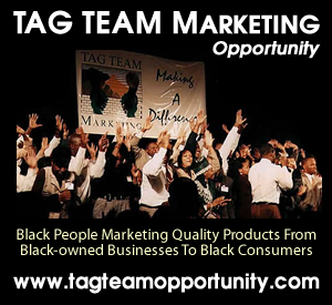 TAG TEAM Marketing Opportunity