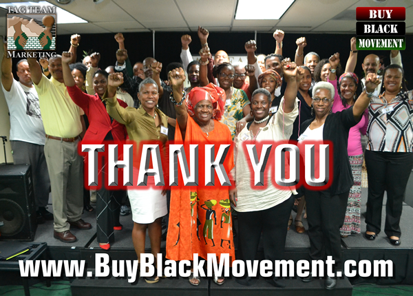 Thank You from the Buy Black Movement