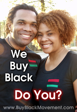 Become a Buy Black Movement Supporter