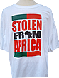 Stolen From Africa - Short Sleeve