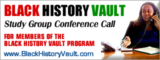 Black History Vault Study Group Conference Call