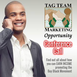 TAG TEAM Marketing Opportunity Call