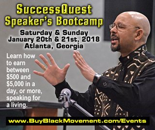 SuccessQuest Speaker's Boot Camp