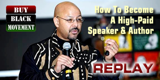 How To Become a High-Paid Speaker & Author REPLAY