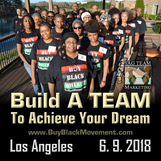 Build A Team To Achieve Your Dream