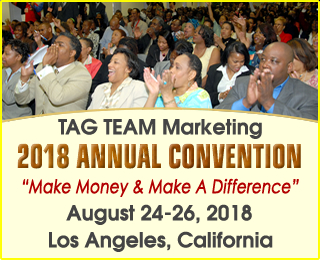 TAG TEAM Marketing 2018 Annual Convention