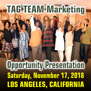 TAG TEAM Opportunity Presentation - Los Angeles