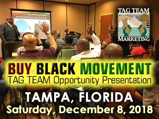 TAG TEAM Opportunity Presentation - Tampa