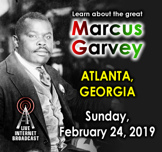 The Amazing Life Of Marcus Garvey