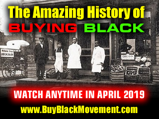 The Amazing HISTORY of Buying Black