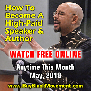 How To Become a High-Paid Speaker & Author FREE REPLAY
