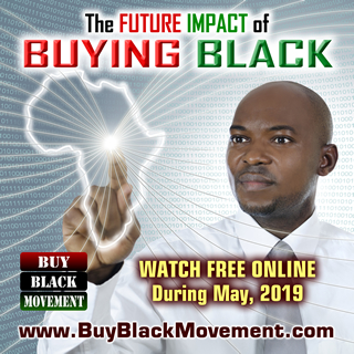 FUTURE IMPACT of Buying Black