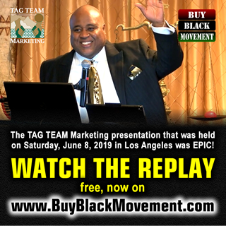 Los Angeles TAG TEAM Opportunity Presentation REPLAY