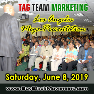 TAG TEAM Marketing Mega-Presentation