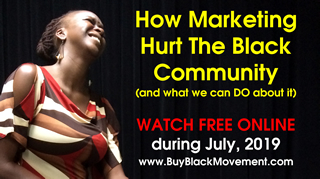 How Marketing Hurt The Black Community (and What We Can Do About It)