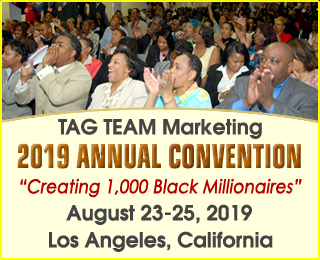 TAG TEAM Marketing 2019 Annual Convention