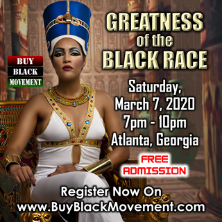 GREATNESS of the Black Race