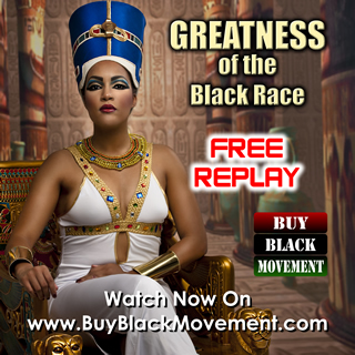 GREATNESS of the Black Race REPLAY