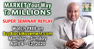 Market Your Way To Millions REPLAY