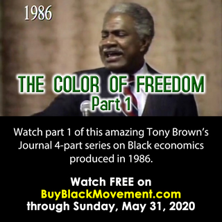 The Color Of Freedom - Part 1