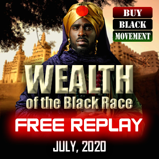 WEALTH of the Black Race