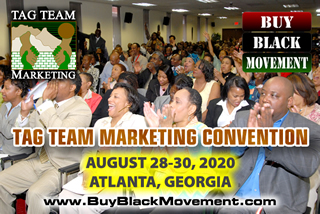 TAG TEAM Marketing 2020 Annual Convention