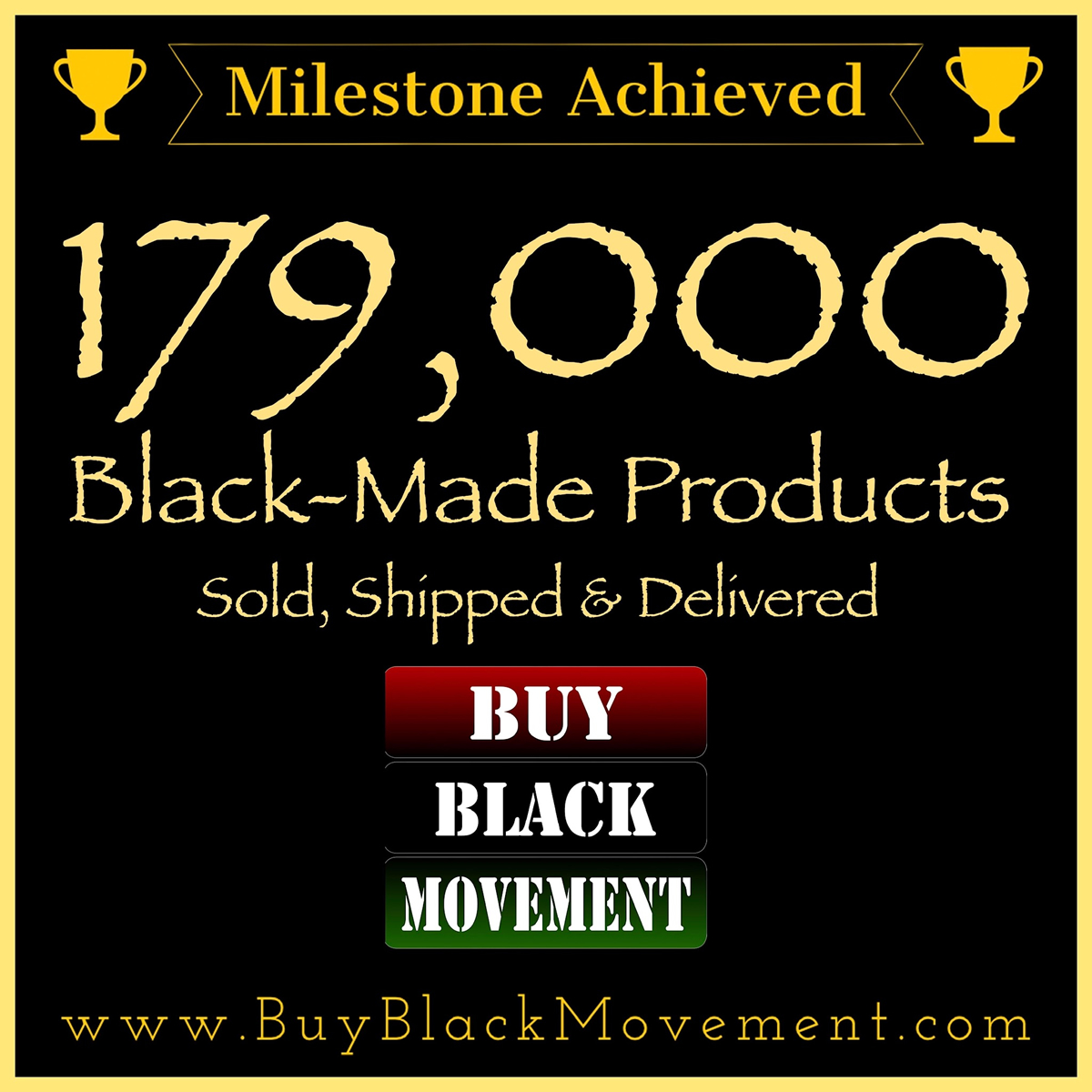 179,000 Products Sold