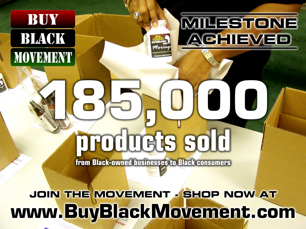 185,000 Products Sold