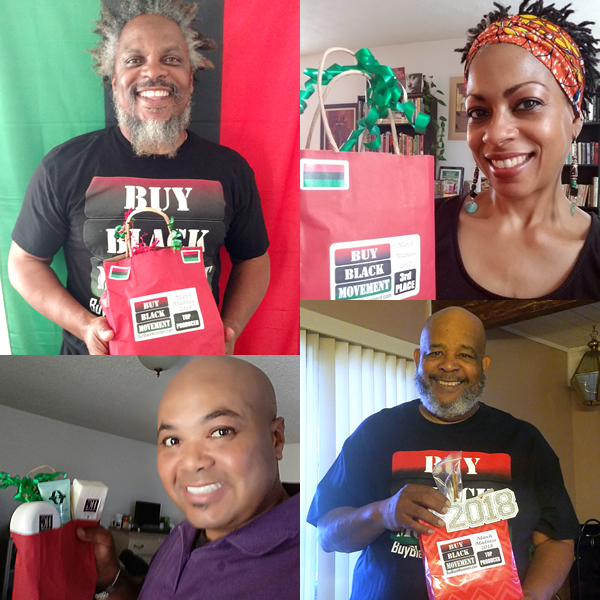 Buy Black Movement March Madness Game Winners