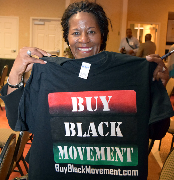 Buy Black Movement T-Shirt