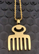 Duafe Andinkra Necklace