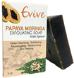 Evive Papaya Moringa Exfoliating Body Soap