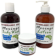 Motherland's Gold Moringa Body Care Set