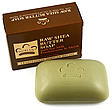 Nubian: Raw Shea Butter Soap with Frankincense & Myrrh