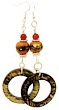 Designer Earrings - Nakia's Strength