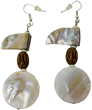 Designer Earrings - Glistening Sea