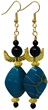 Designer Earrings - Wings of Ma'at