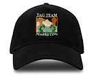 TAG TEAM Marketing Embroidered Hat