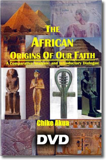 African origins Of Our Faith